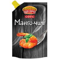 Соус Щедро Манго-чилі 200г