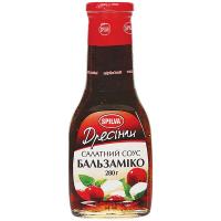 Соус Spilva Бальзаміко салатний 280г