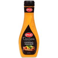 Соус Spilva гірчично-медовий 375г