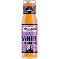 Соус Торчин Tahini з кунжутом 230мл с/б