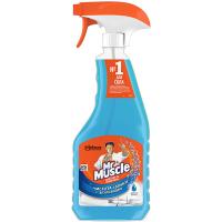 Спрей зі спиртом для скляних поверхонь Mr.Muscle 500 мл