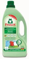 Засіб Frosch д/прання кол.білизни Яблуко рідкий 1,5л