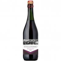 Вино ігристе Stellisimo Fragolino Rosso червоне н/сол. 0,75л