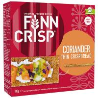 Сухарі Finn Crisp житні з коріандром 175г