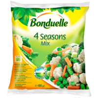 Суміш Bonduelle 4 пори року овочева 400гр