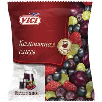 Суміш фруктово-ягідна Vici компотна с/м 300г