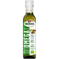 Суміш олій Monini насичена Омега кислотами с/п 250мл