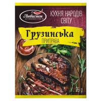 Суміш пряно-ароматична Любисток Грузинська 25г