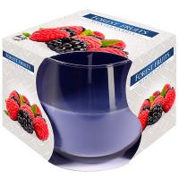 Свічка Bispol Forest Fruits ароматизована 1шт. sn71-13
