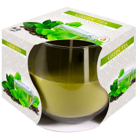 Свічка Bispol Green Tea ароматизована 1шт. sn71-83