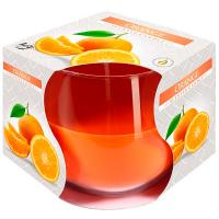 Свічка Bispol Orange ароматизована 1шт. sn71-63