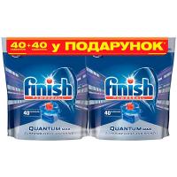 Таблетки Finish Quantum д/ПММ 40+40 шт.