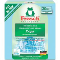 Таблетки для посудомийних машин Frosch, 30 шт.