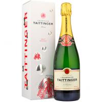 Шампанське Taittinger Brut (короб) 0.75л