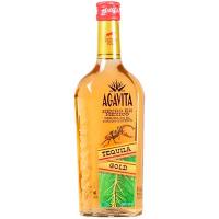 Текіла Agavita Gold 0.7л