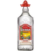 Текіла Sierra Silver 40% 1л