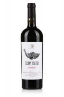 Вино Terra Initia Banovani червоне напівсолодке 0,75л