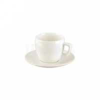 Чашка Tescoma Crema з блюдцем Art.387128 х6