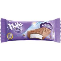 Тістечко Milka бісквітне шоколадний снек 32г