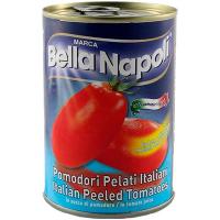 Томати Bella Napoli очищені ж/б 400г