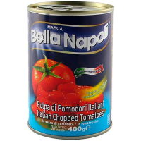 Томати Bella Napoli шматочки ж/б 400г