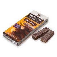 Торт ХБФ Crispy Cake вафельний шоколадний 195г