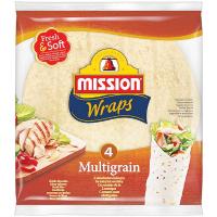 Тортилья Mission Foods мультизлакова 245г
