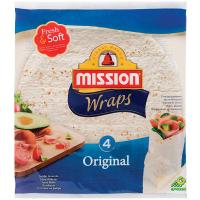 Тортилья Mission Foods оригінальна 245г