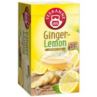 Трав`яна суміш Teekanne імбир та лимон 20*1,75г