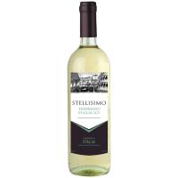 Вино Stellisimo Trebbiano Puglia IGT біле сухе 0,75л