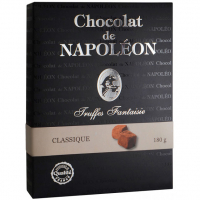 Цукерки Chocolat de Napoleon Трюфелі класичні французькі 180г