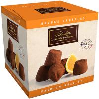 Цукерки Chocolate Inspiration Трюфелі з апельс.цедр.200г