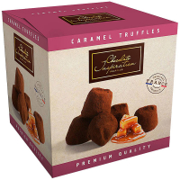 Цукерки Chocolate Inspiration Трюфелі з кар.пластів.200г