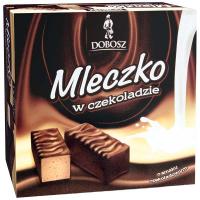 Цукерки Dobosz Mleczko шоколадні 400г