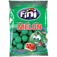 Цукерки Fini Watermelon Chewing Gum 100г