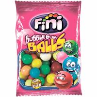 Цукерки-гумки Fini Bubble Gum Balls 100г