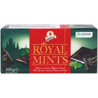 Цукерки Halloren Royal Mints М`ята 200г