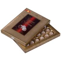 Цукерки ХБФ Чорний Принц шоколадні 400г