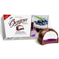 Десерт Konti Bonjour чорниця та маскарпоне 232г
