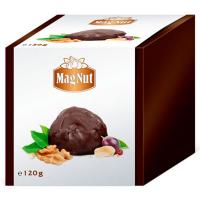 Цукерки Mag Nut Chocks з арахісом та грецьк.горіхом 120г