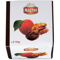 Цукерки Mag Nut Курага з грецьким горіхом 210г