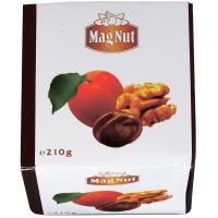 Цукерки Mag Nut Курага з грецьким горіхом 210г х12
