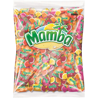 ВК Цукерки Mamba асорті ваг/кг