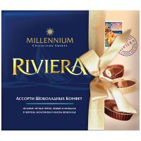 Цукерки Millennium Rivera 125г