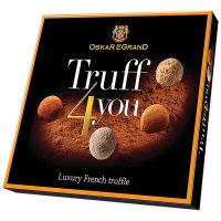 Цукерки Oskar Le Grand Truff 4you 200г