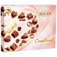 Цукерки Roshen Compliment 145г
