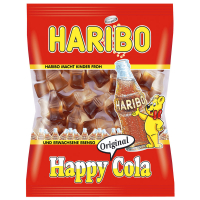 Цукерки Haribo Happy Cola 100г