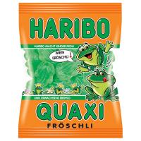 Цукерки Haribo фруктові жувальні лягушки 100г
