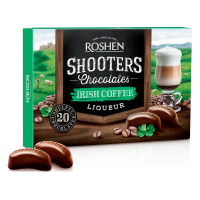 Цукерки Roshen Shooters Irisg coffee Liqueur 150г