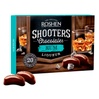 Цукерки Roshen Shooters Rum 150г